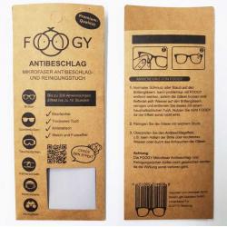"""Foggy"" Antibeschlag Tuch"
